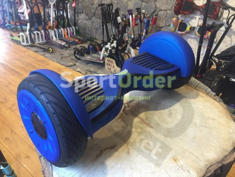 Гироскутер HOVERBOT C-2 LIGHT matte blue black -