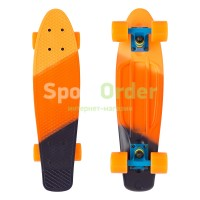 "Лонгборд Lboard fish 22"" orange/blk"