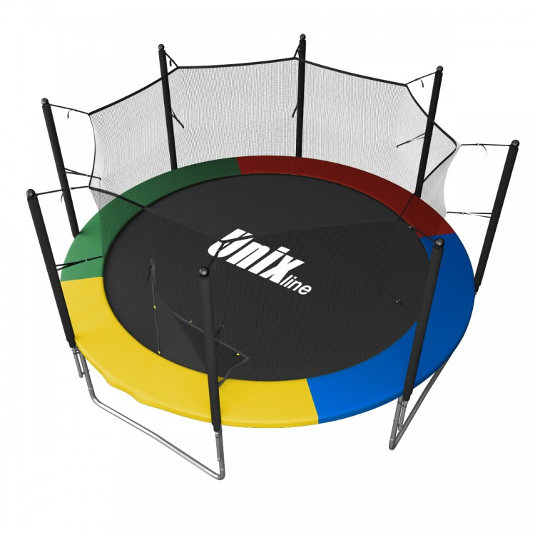 Батут UNIX line Simple 10 ft Color (inside) -